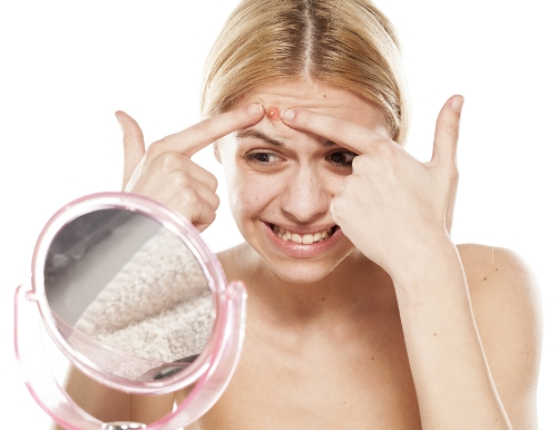 Self-Stress Therapy Stress-Control Exercises to Treat Acne