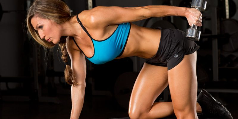 Want Toned Arms and Forearms?