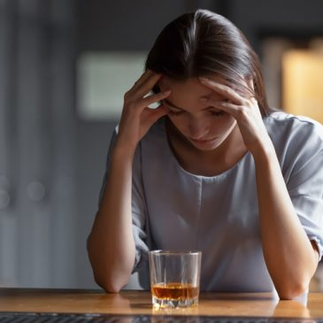 The Risk of Addictions for Young Women