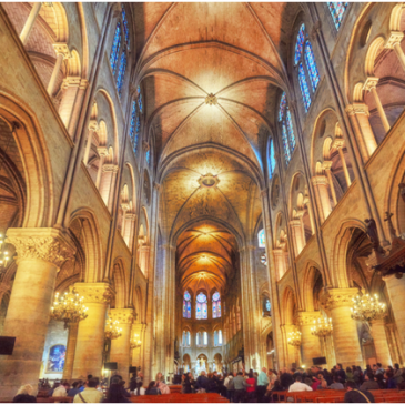 Things To Learn From The Notre Dame Fire Damage